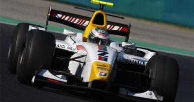 GP2 Series: Di Grassi sai em 6º e prevê: 'Calor e acerto de pneus definirão a corrida'