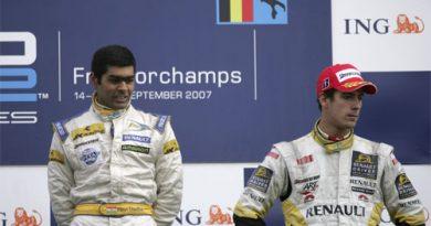 GP2 Series: Lucas conquista novo pódio e fica a apenas dois pontos da liderança