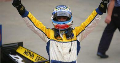 GP2 Series: Lucca Filippi vence a primeira da temporada 2007 no Bahrein