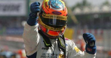 GP2 Series: Timo Glock vence na Espanha e Bruno Senna assume a vice liderança