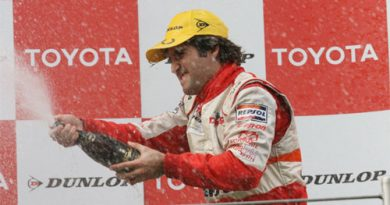 GP2 Series: Jimenez é novidade na Europa