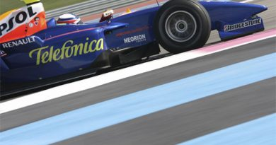 GP2 Series: Jimenez anda forte na estréia