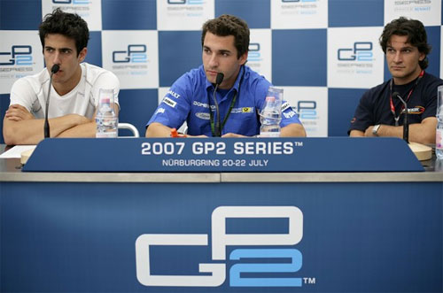 GP2 Series: Glock faz a pole em Nürburgring e amplia liderança