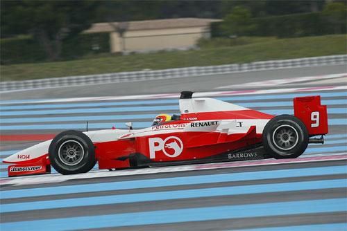 GP2 Series: Pizzonia está pronto para brigar por vitórias