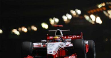 GP2 Series: Em classficação confusa, Pizzonia partirá da sexta fila em Mônaco