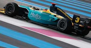 GP2 Series: Austríaco é o mais rápido dos nestes da GP2 na França