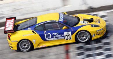 GT3 Brasil: Ferrari de Rafael Derani e Alencar Júnior vão largar em quarto e oitavo em Curitiba