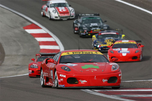 GT3: Cláudio Ricci de Ferrari na GT3 em 2007