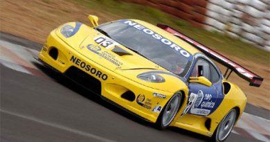 GT3 Brasil: Alencar Júnior/Rafael Derani testam modificações na Ferrari 430