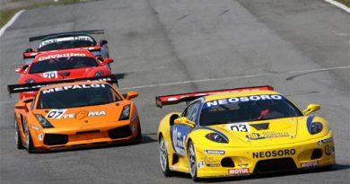 GT3 Brasil: Fim de semana não foi bom para pilotos que correm com a Ferrari