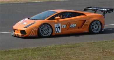 GT3 Brasil: Com apenas dois treinos, GT3 já anda mais que Stock Car