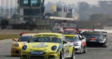 GT3 Brasil: Kaesemodel sobe para 5º lugar
