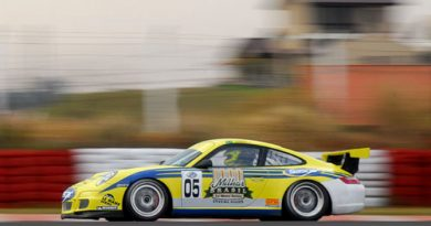 GT3 Brasil: Porsche estréia novo kit em Curitiba