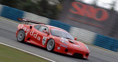 GT3 Brasil: Ferrari n° 70 larga da primeira fila