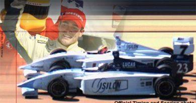 IPS: Logan Gomez vence última prova da Indy Pro Series