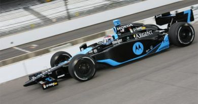 Indy 500: Danica Patrick lidera os treinos livres
