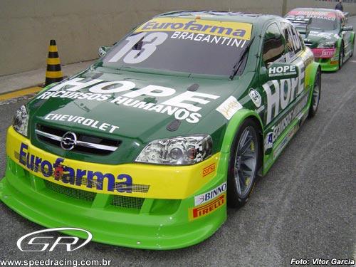 Stock Light: André Bragantini Jr é pole em São Paulo