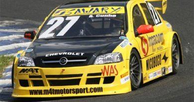 Stock Light: Carioca Alexandre Cunha assegurou a 12ª posição no grid de largada