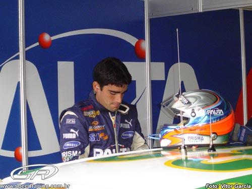 Stock Light: Em sua estréia na Pauta Racing, Eduardo Santos chega em 11º.