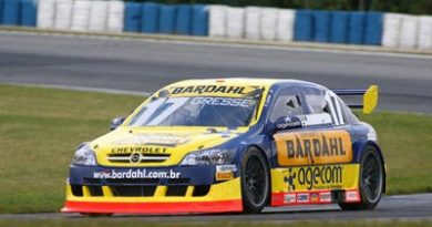 Stock Light: Betinho assume liderança na Stock Car Light