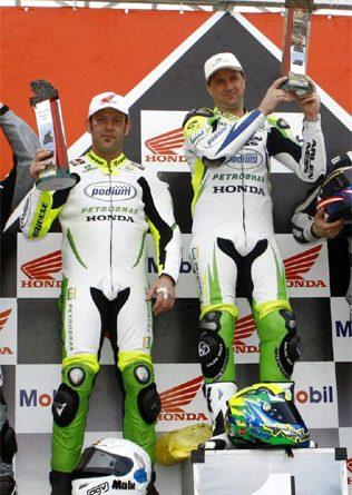 Motovelocidade: Scudeler e Chofard festejam mais duas dobradinhas no Brasileiro de Superbike