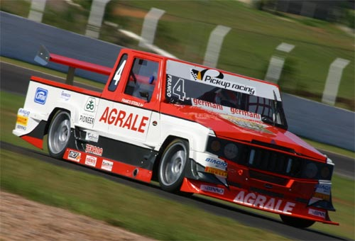 Pick-Up: Brasília sedia rodada dupla da categoria