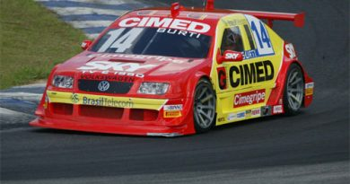 Stock: Cimed Racing completa testes entre os primeiros