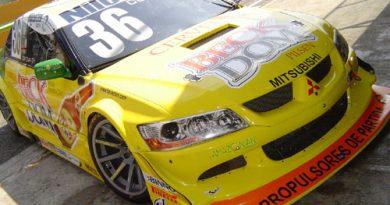 Stock: José Cordova, de carro novo, confiante para a classificação