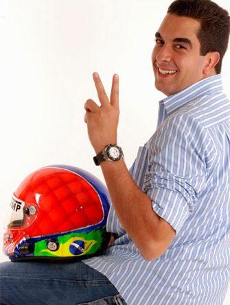 Stock: Fábio Carreira é o companheiro de Popó Bueno em 2007