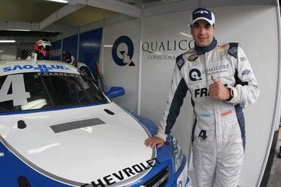 Stock: Fábio Carreira tem bom desempenho na sua primeira corrida da temporada