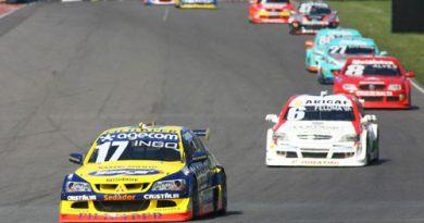 Stock: Hoffmann sobrevive e termina em 11º em Buenos Aires