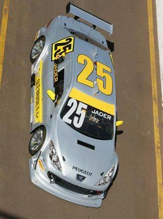 Stock: RC3 Bassani com problemas nos freios