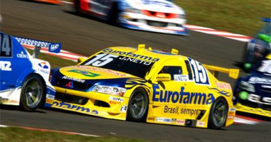 Stock: Cacá Bueno termina em 4º em Londrina e garanta vaga no playoff