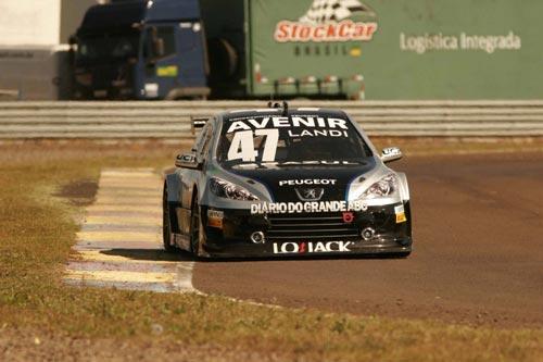 Stock: Landi quer repetir desempenho da primeira etapa do campeonato