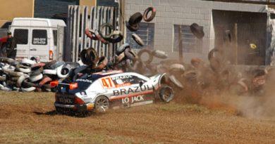 Stock Acidente deixa Landi de fora da prova de Londrina