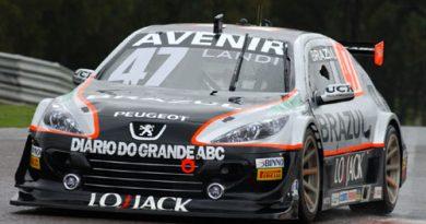 Stock: Daniel Landi termina entre os 10 primeiros em Buenos Aires