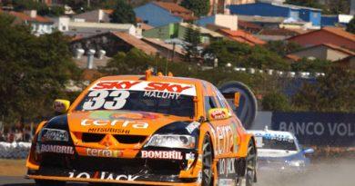 Stock: Em prova complicada, Maluhy não pontua e Tarso perde a porta em Londrina