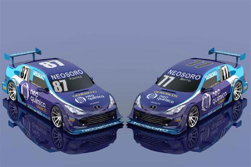 Stock: Neo Química-Neosoro/JF Racing apresenta novidades para temporada