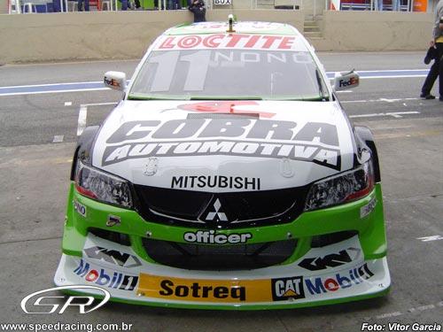 Stock: Nonô Figueiredo termina corrida em 18º. lugar depois de uma classificação complicada