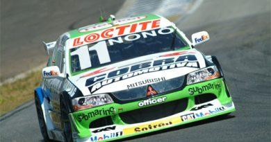 Stock: Quebra de peça tira Nonô Figueiredo da corrida em que fez a volta mais rápida