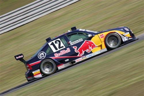 Stock: Pontos para Hoover em dia difícil para a Red Bull Racing em Interlagos