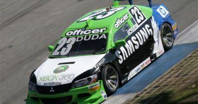 Stock: Duda Pamplona larga em quinto na prova de Curitiba