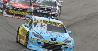 Stock: Nevralgex-L&M marca pontos com 2 carros e praticamente se garante para 2008