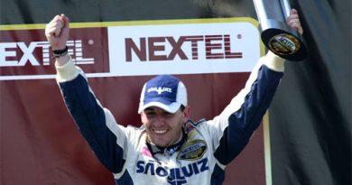 Stock: Popó Bueno comemora volta ao pódio da Copa Nextel Stock Car