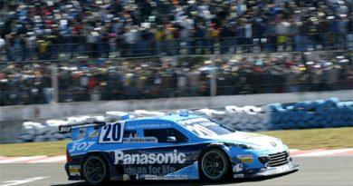 Stock: Ricardo Sperafico passa raspando à zona de pontuação