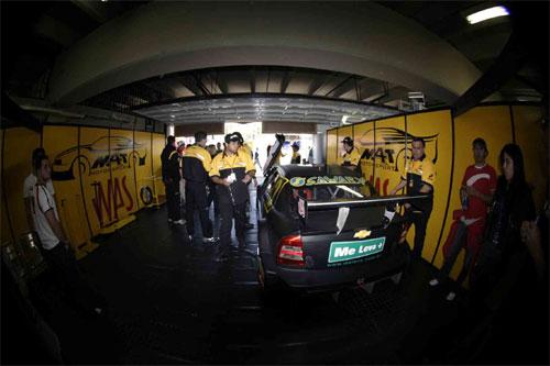 Stock: Equipe M4T/WAS confiante em entrar na Super Classificação com dois pilotos