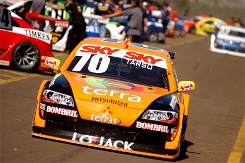 Stock: Tarso Marques é pole em Campo Grande
