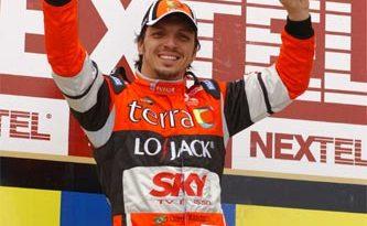 Stock: Piloto da Terra Racing venceu com mais de 11 segundos de vantagem