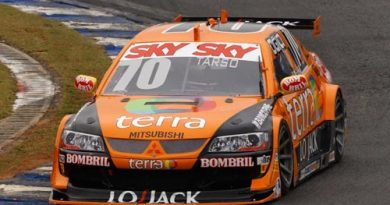 Stock: Tarso larga em quinto em Interlagos