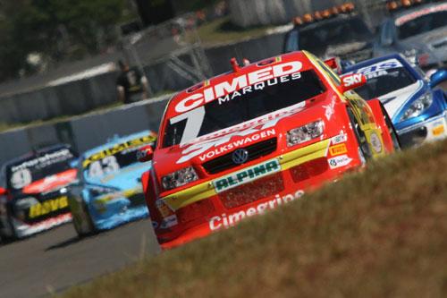 Stock: Thiago Marques feliz por pontuar em Londrina